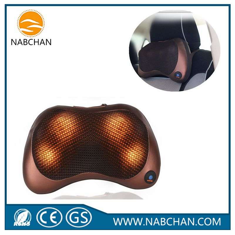 massager product discount products neck massager shiatsu pillow vibrating massage neck pillow can use in the car