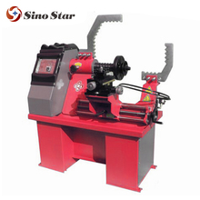 Automatic Rim straightening machine repair lathe with good quality SS-AAR95