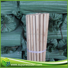 Hot Sell Wood Broom Stick 150cm Smooth Surface,Raw Material For Brooms And Mops