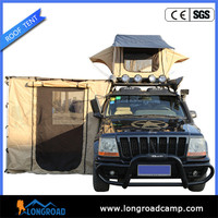 Safari Style camping strong trailer tents