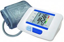 fully automatic arm type blood pressure monitor bp apparatus
