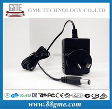 2016 HongKong exhibition show ac dc adapter: new style 7V 1600mA PS4 Power Adapter with SAA mark