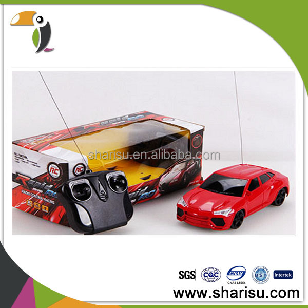 R/C Car 1:24 four-way simulation remote control lights before a vehicle (not package)