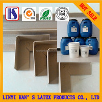 Han's good quality water-based Kok paper glue /corrugated adhesive, adhesive for corrugated