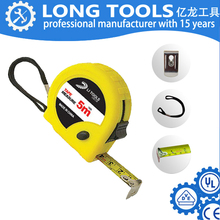 normal style steel measure tape wholesale retractable measuring tape/power tape measure