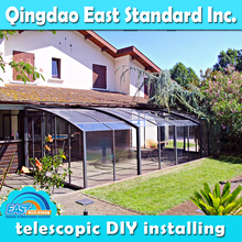 East Standard telescopic screen rooms orlando
