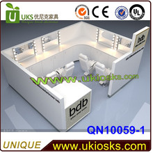 12x10ft beauty salon furniture,hair salon equipment china,hair salon furniture design used for shopping mall