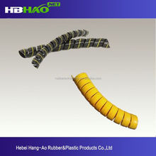 China factory spiral wrap/protective sleeve for hose/cable