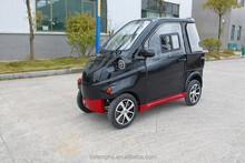 Chinese cheap mini design 2 person electric cars