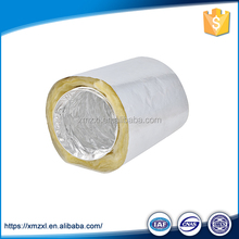 ISO/CNAS High Quality Aluminium Foil Ducts Air Conditioner Flexible Canvas Duct Connector