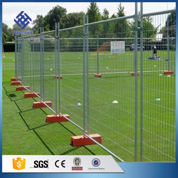 30 Years'factory supply temporary metal outdoor dog fence