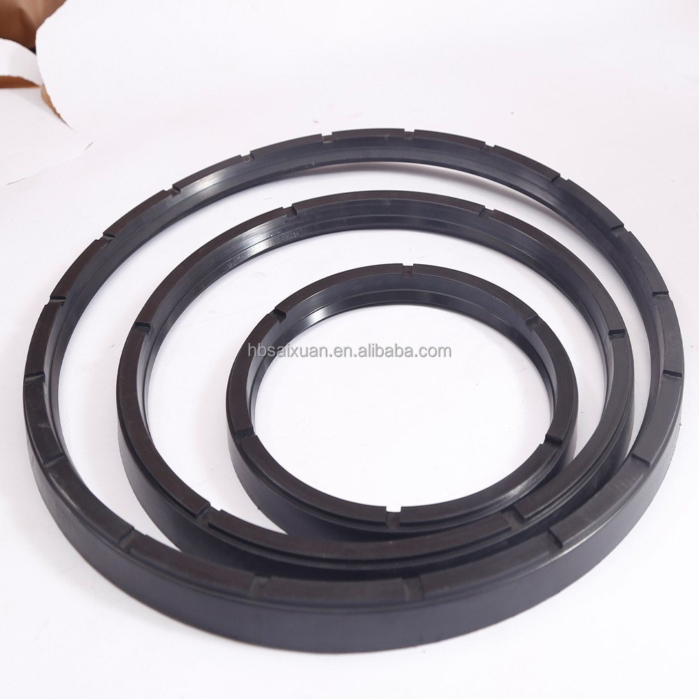 Alibaba trust pass NBR fabric R35 R37 Rotary Seal, excavator VA water seal