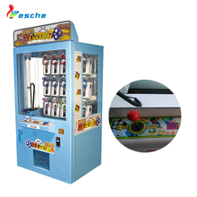 Good price coin operated toys crane claw arcade game machine key master prize machine for sale