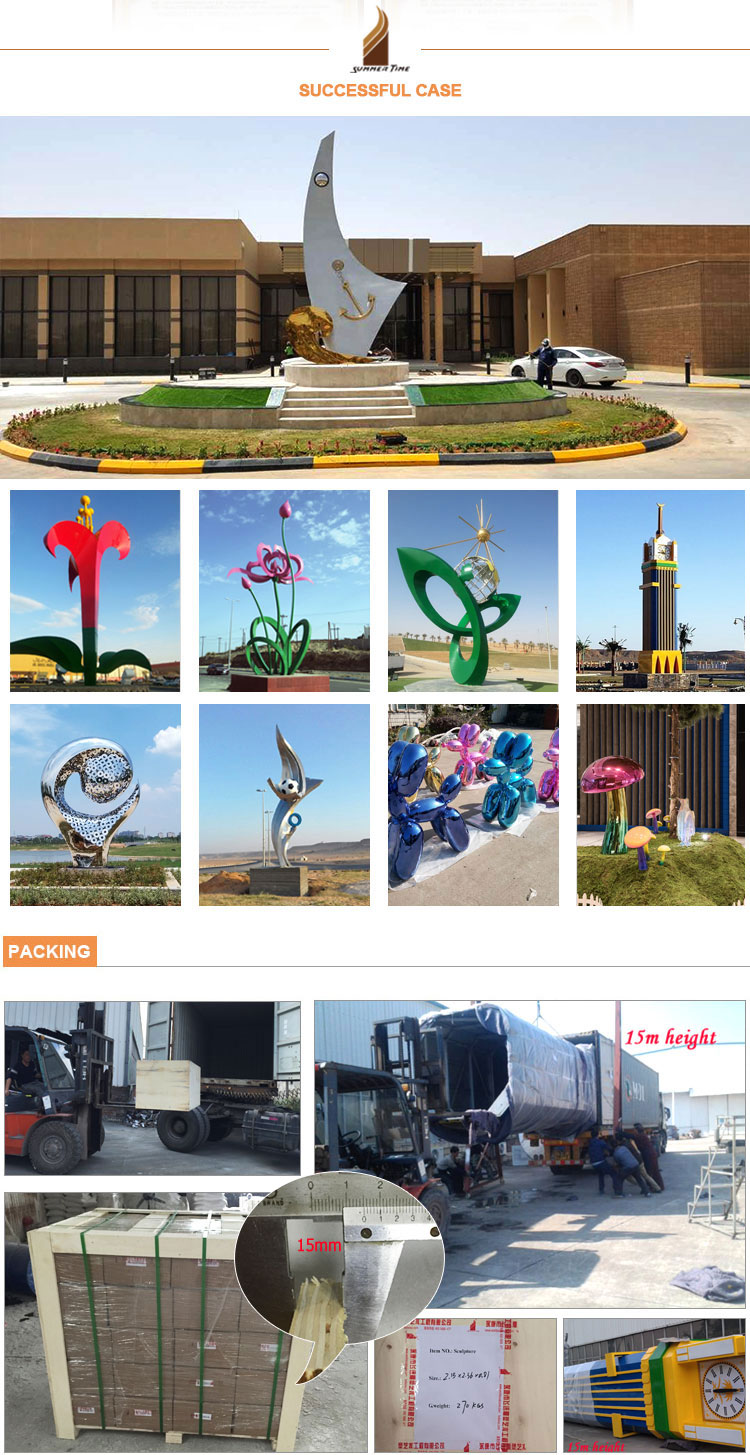 2020 World EXPO Large metal contemporary dragon sculpture for outdoor in Resorts theme park