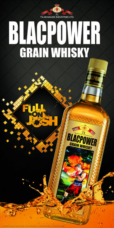 BlacPower Premium Whisky