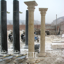 Factory Supply marble columns for sale