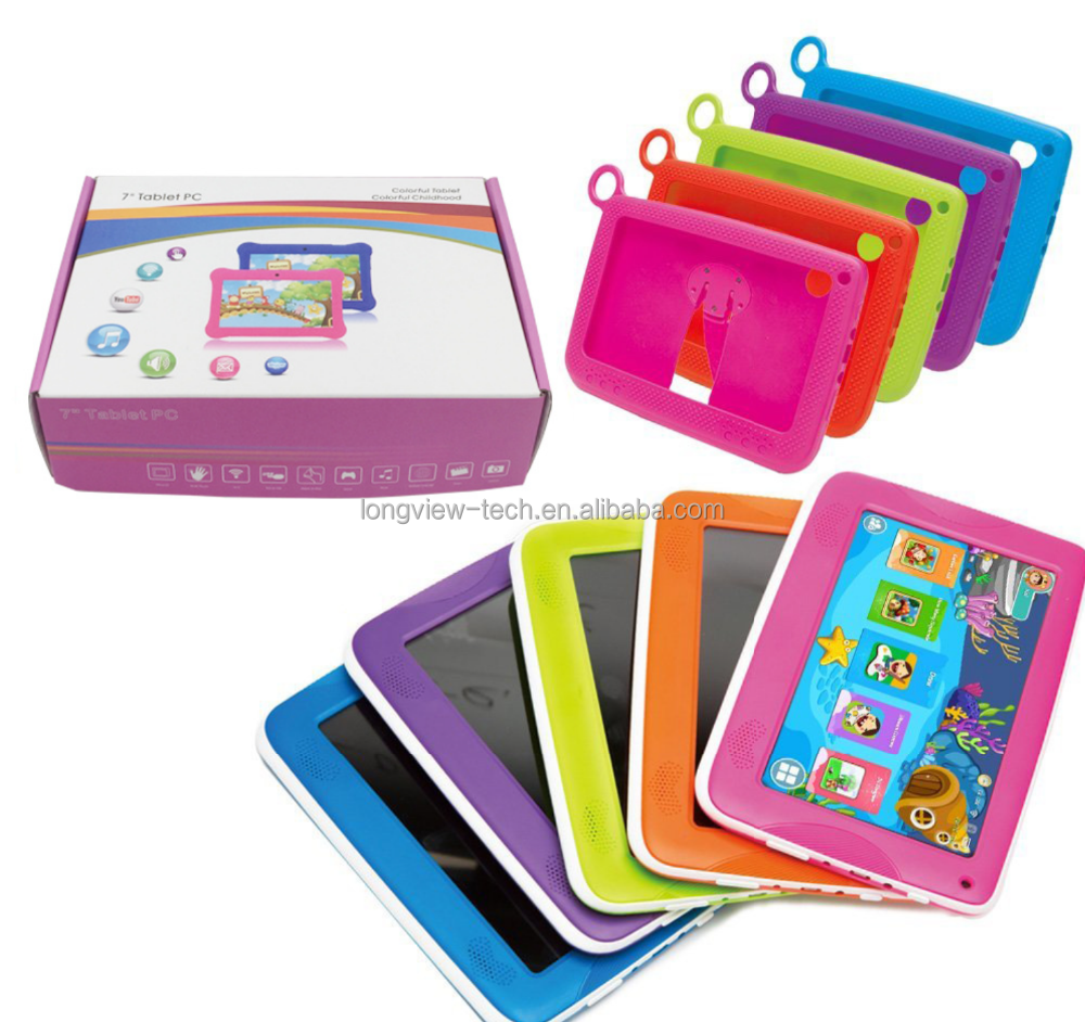 Tablet for Kids 7 inch 1024*600 Kid Tablet Quad Core Wifi 512MB / 8GB android