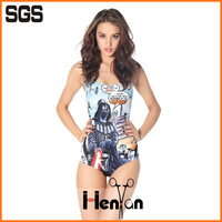 wholesale custom print one piece open sexy xxx hot sex one piece swimsuit