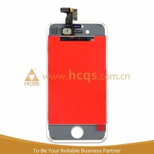 Smart mobile phone lcd touch screen for iphone 4s lcd acreen assembly