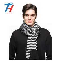 Various Styles Modern Professional Good Quality Excellent Performance Knit Scarf Winter Muffler Men Scarf