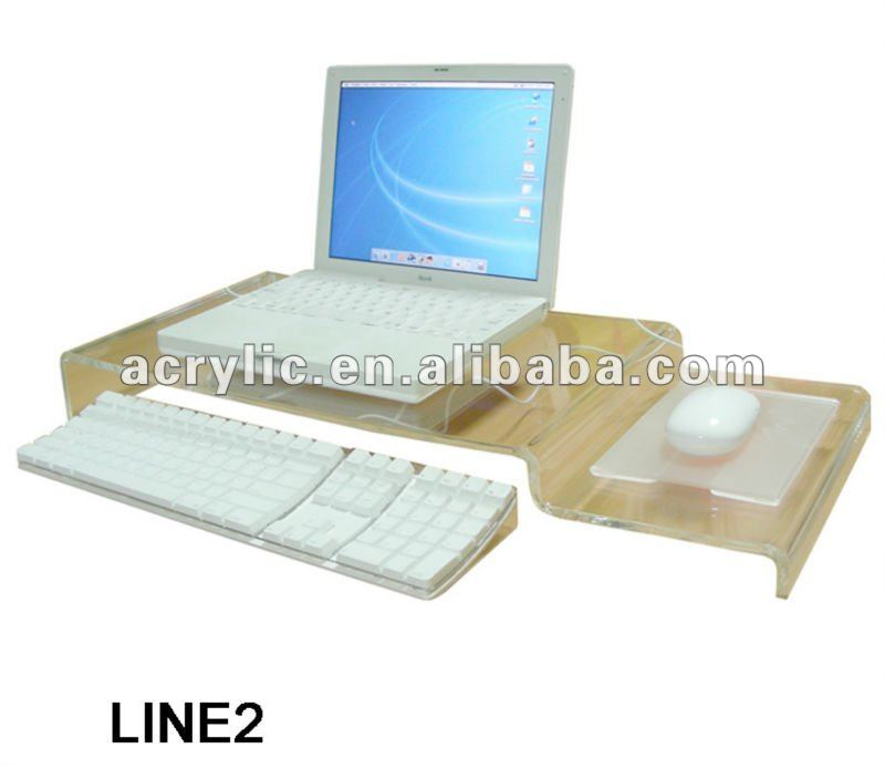 Promotional Acrylic Laptop/computer Desk
