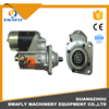 Excavator Engine Parts 4JB1 Starting Motor,4JB1 Engine Starter