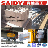 Yes Automatic CLC LightWeight Bricks / Blocks Making Machinery