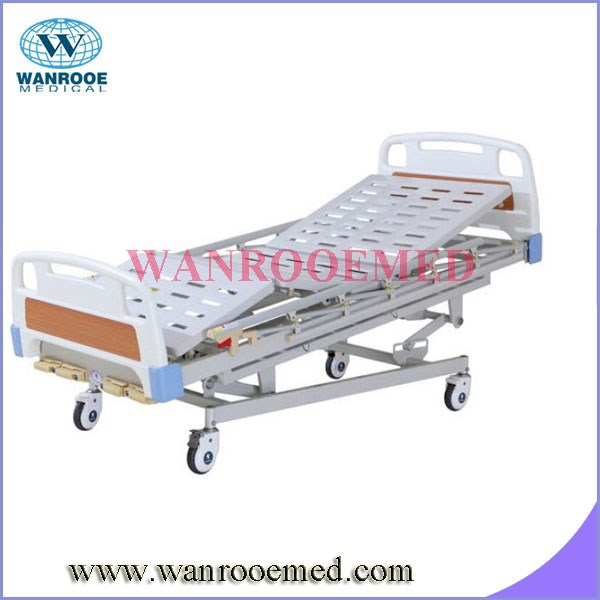 BAM500 ABS 4 Crank Used Manual Hospital Bed