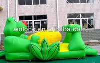 fun kids jumping castles, Inflatable Frozen Bouncy Castles for Sale