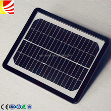 Factory Direct Supplied High Quality 12V 6W Monocrystalline Solar Panel Module System Car Automobile Boat Battery Charger