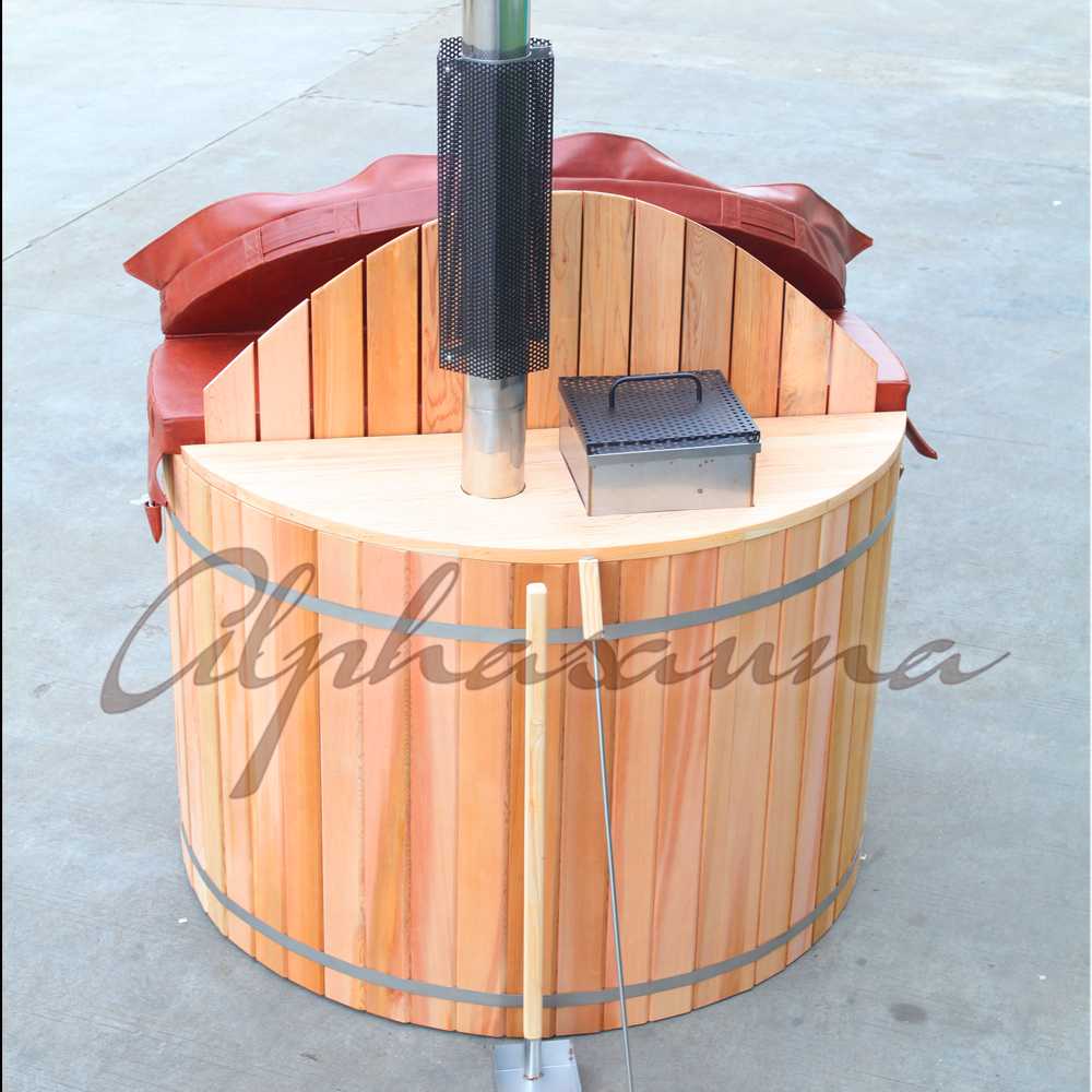 Traditional Wooden Hot Tubs