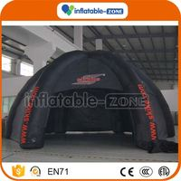 10 years factory inflatable air supported dome tent customized instant inflatable tent