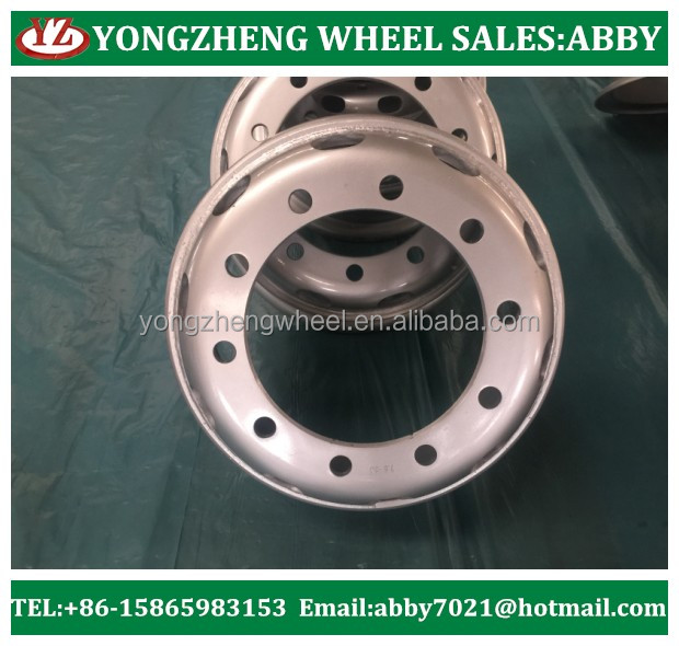 China Good and Cheap Truck Steel Wheel RIm 7.5-20