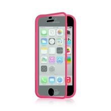 TPU Wrap Up Phone Case Cover For iPhone 5C