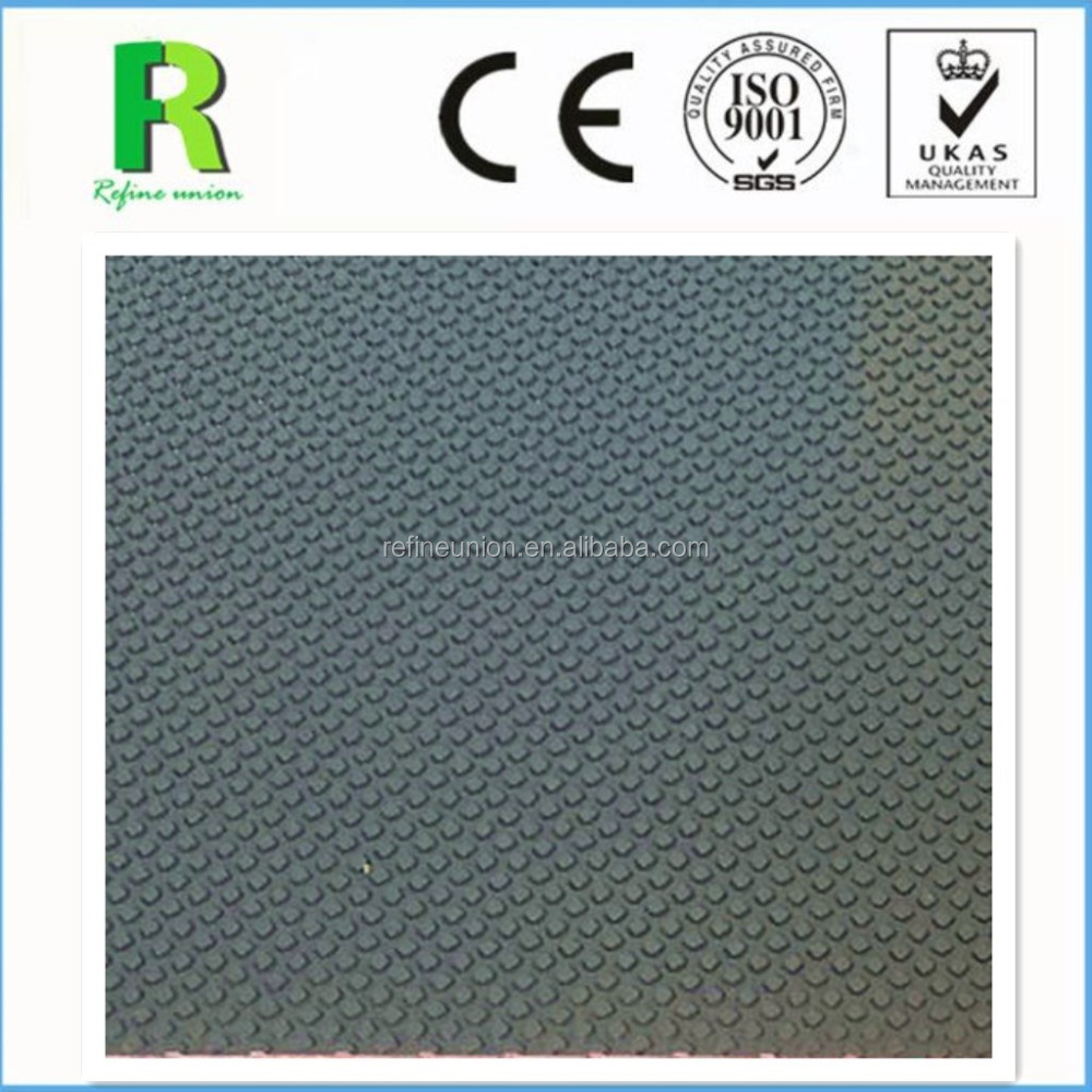 Top quality water and fire resistant Anti-slip plastic PVC floor mat, vinyl flooring roll