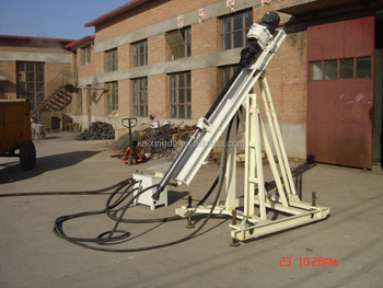 KXD100C pneumatic drilling rig