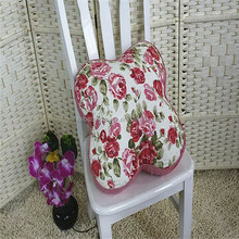 Best Selling Cotton Fitness Colorful Memory Foam Chair Cushion