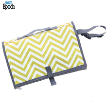 Factory waterproof portable pad travel baby changing bag, wholesale baby diaper changing mat