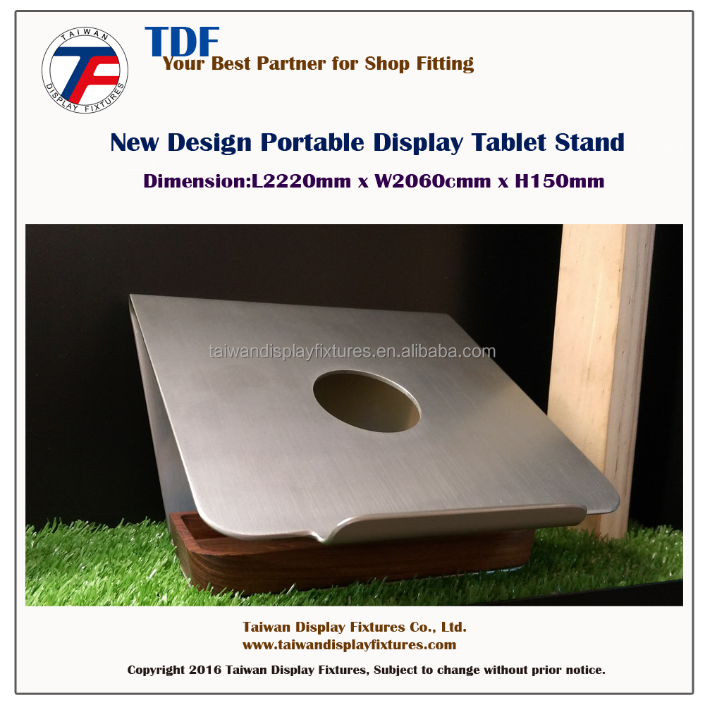 New Design Portable Display Tablet Stand