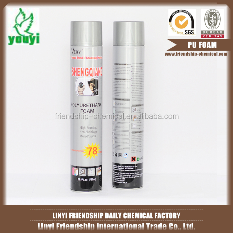 Good sealing and water-proof property pu/ polyurethane construction adhesive sealant