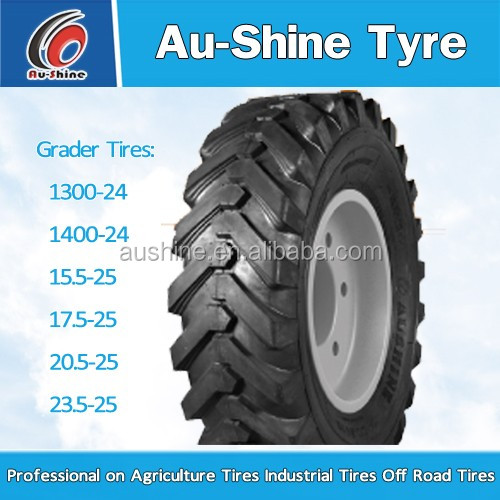 17.5x25 20.5x25 23.5x25 off the road road construction vehicles tire