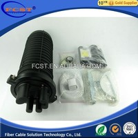 Professional Design Anti-Uv Optical Fiber Cable Joint Closure Heat Shrink Enclosure FCL-H25S