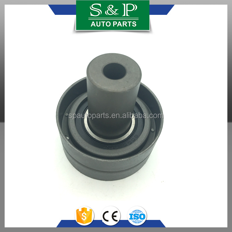 Belt tensioner pulley for NISSA-N SUNNY II (N13) 13077-54A00 VKM82302 ATB2067 CR 5012