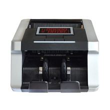 Counterfeit Money Currency Note Bill Cash Banknote Counter Detector Counting Machine
