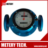 edible oil flow meter displacement flow meter chemical flow meter