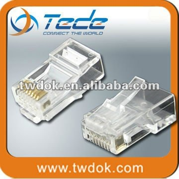 Tede rj45 connector tablet pc