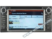 WITSON car audio DVD navigation system TOYOTA AVANZA