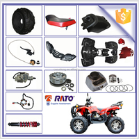 Made in China quality guarantee utility and sport ATV Parts