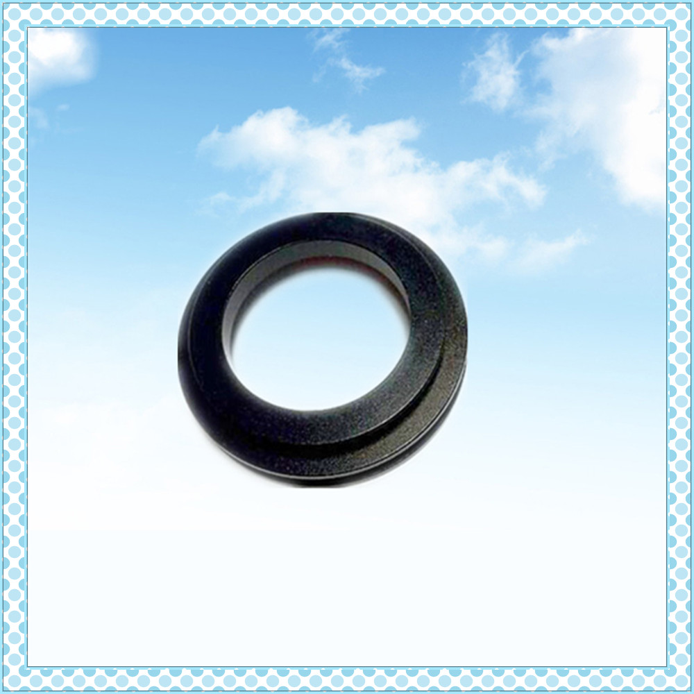 Mass Production Oxide Precision CNC Steel Turned Ring With Large Quantity