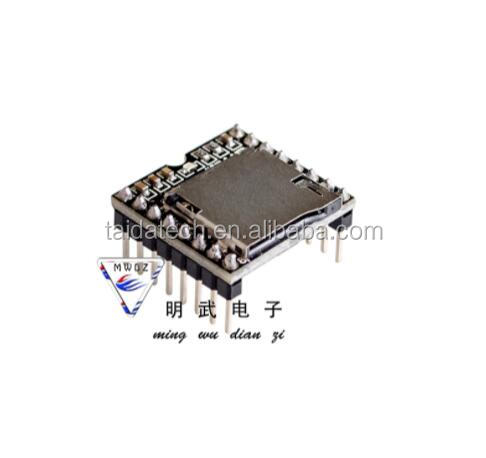 Supply TF Card <strong>U</strong> Disk Audio Voice Board Shield DFPlayer Mini MP3 Player Module